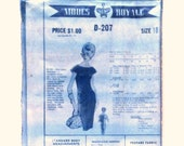 1950s  Dress Patterns Mod...