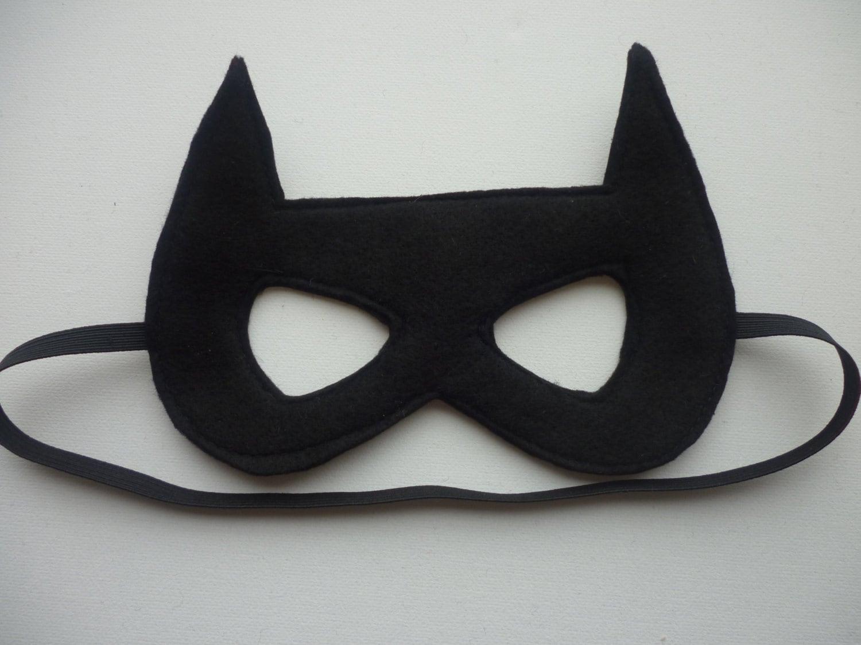 Batman / Cat mask dressing up costume for children