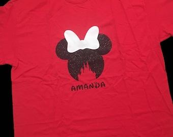 Minnie Mouse Castle Shirt