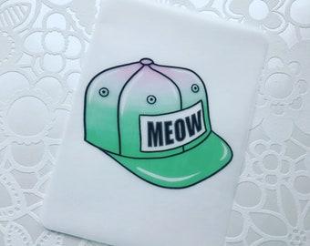 TN/Dori Dashboard Meow Cap