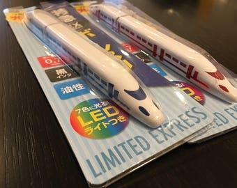 Shinkansen ball point pen