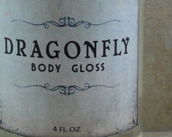 Dragonfly - Body Gloss - Limited Edition