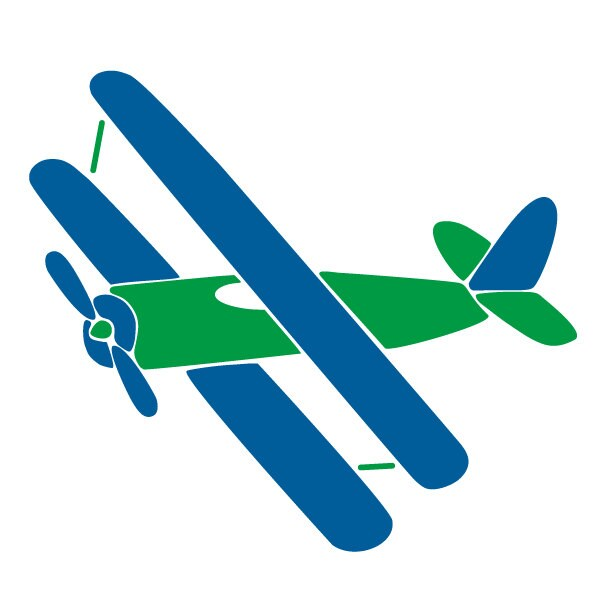 How To Make Model Airplane Stencil For Painting