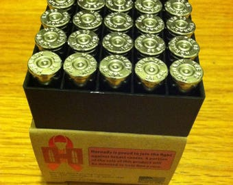 265 .38 Special/SPCL +P Brass & Nickel Plated Casings - Fired Once Only