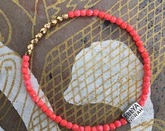 Bracelet 066 coral