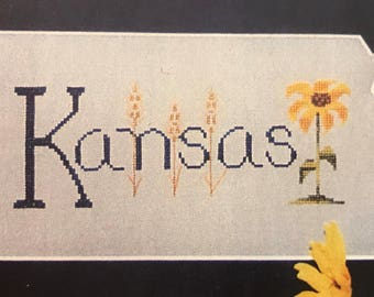 Kansas Wheat and Sunflower