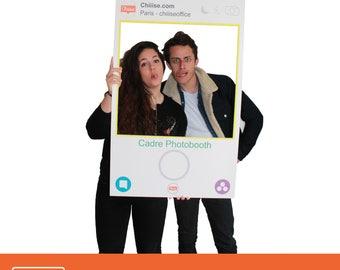 Photobooth Snapchat framework