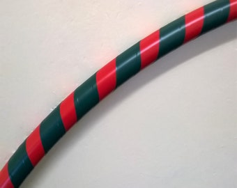 Budget Vinyl, Adult Beginner Dance / Fitness Hula Hoop.  Full size or collapsible / travel