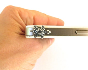 Turtle iPhone, iPad, Cell Phone Dust Plug Cellphone & Tablet Accessories Silver or Brass
