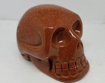 1 gold stone Skull (madmade)