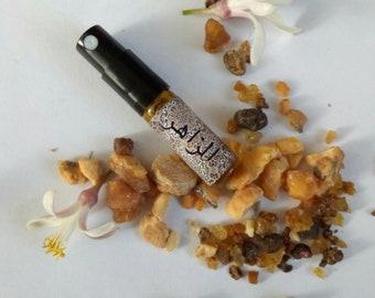 Al-Zahir Perfume Sample