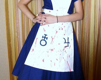 Custom made Alice Liddell cosplay