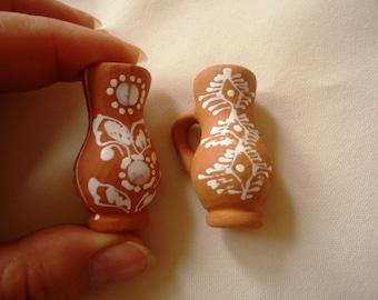 Set de miniaturas de cerámica 2,