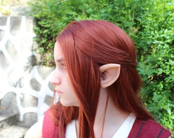 Halfling Latex Ears - Elf Link Elven Cosplay LARP