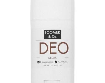 Cedar Deodorant