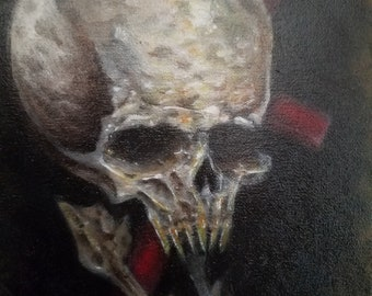 8x10 acrylic painting on canvas