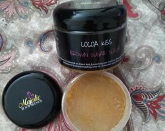 Delicious Cocoa Kiss Brown Sugar Scrub