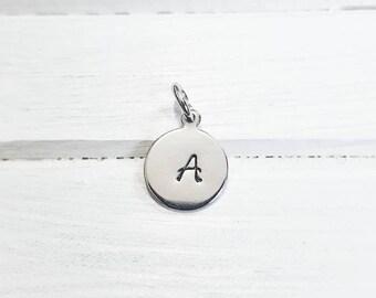 Initial Monogram charm