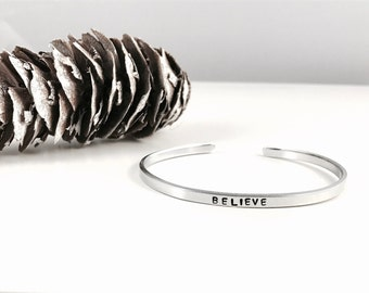 Customize your Cuff, Mantra Bracelet, personalized Metal Bracelet, Hand Stamped Cuff, quote bracelet, personalized gift