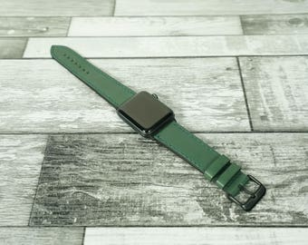 Apple Watch Leather Band 42mm, Padded model - 42.40.013