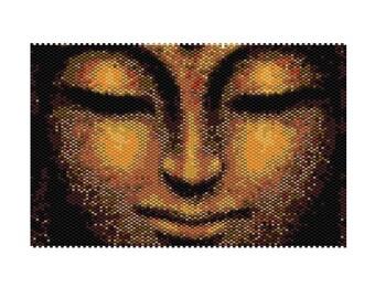 Buddha Peyote Tapestry
