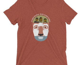 Misanthropic Oddball Short sleeve t-shirt