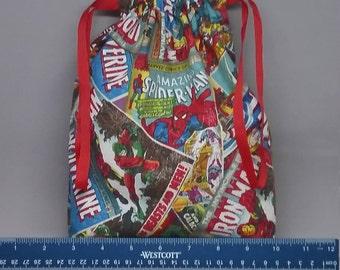 Treasure Bag, Marvel Covers