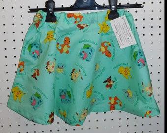Pokemon Girl's Skirt