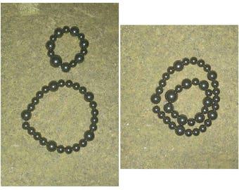 Custom made healing beaded bracelets