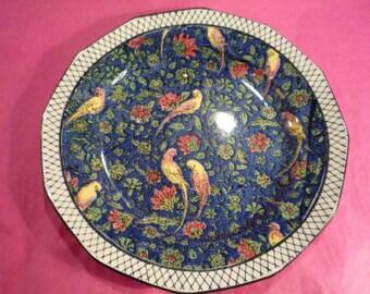 Royal Doulton, Persian Parrot plate.