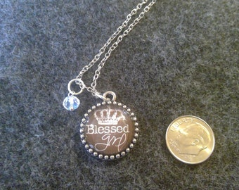 Necklace - Blessed God