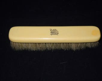 Ivory Pyralin Celluloid Clothes Brush