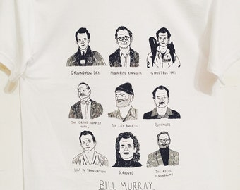 Bill Murray t'shirt