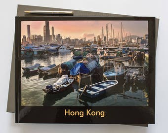 Hong Kong Landscapes, A3, 100 page coffee table book.