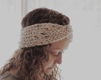 Turbie Twist Earwarmer Headband