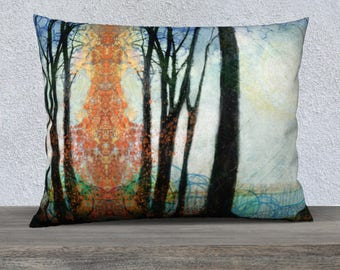 """The Light in the Forest Pillow Case 26"""" x 20"""""""