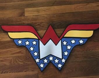 Wonder Woman Frame