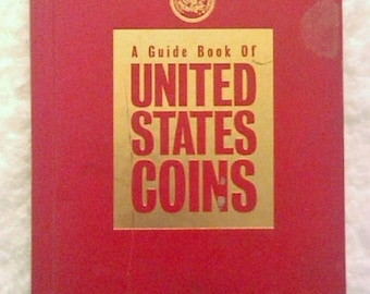Coin Book, United States Coin Book, Vintage Coin Book, Coins