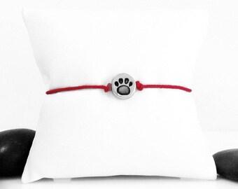 Dog Jewelry, Dog Charm Bracelet, Paw Bracelet, Dog Lover Gift, Puppy Bracelet, Pet Bracelet, Bracelet, Charm Bracelet, Pet Jewelry