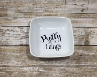 Pretty Little Things ring dish