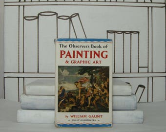 The Observer's Book of Painting & Graphic Art (Vintage, Nature)