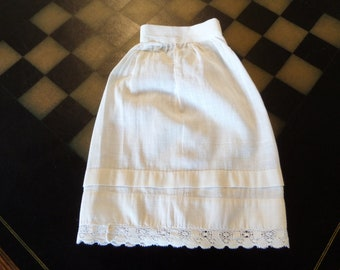 Antique Doll Petticoat