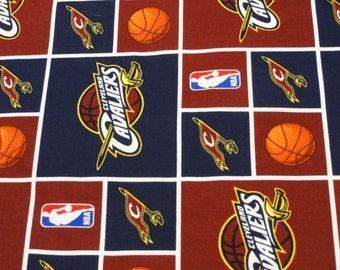 Cleveland Cavaliers  Pillowcase