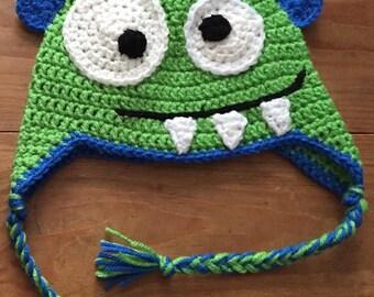 Goofy Monster Hat