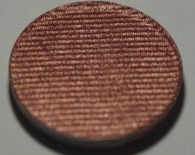Blazing Inferno - warm copper/orange/red eyeshadow