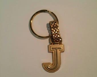 J, Key Chain