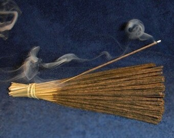 Spice Orange Incense - 11 inch Double Dipped and Handcrafted