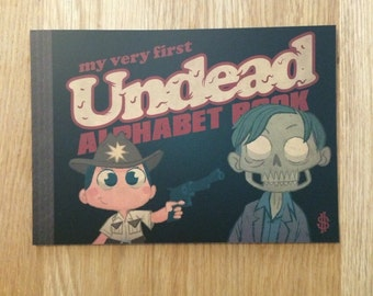 My First Undead Alphabet Book