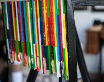 Colored Pencil Table