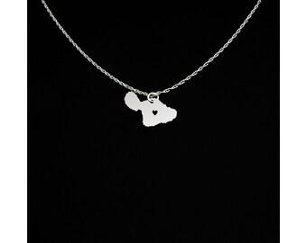 Maui Necklace - Maui Gift - Maui Jewelry
